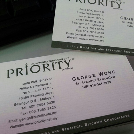 business cards, say what?!
